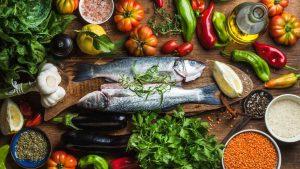 En qué consiste la Dieta Mediterránea…
