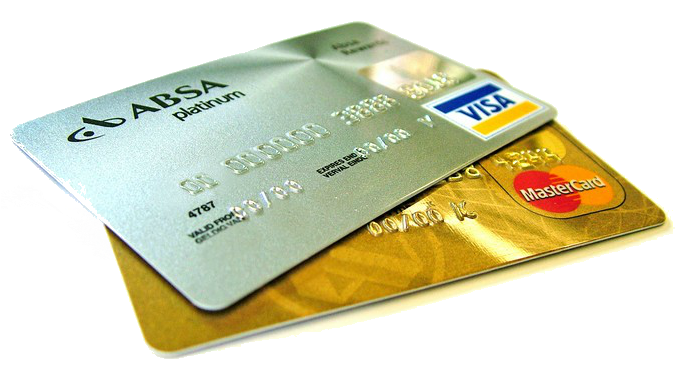 Formas de pago - Tarjeta credito